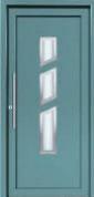 Kunststoffhaustür Wieseck